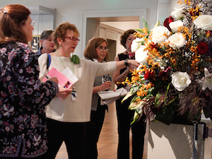 Art in Bloom group visits