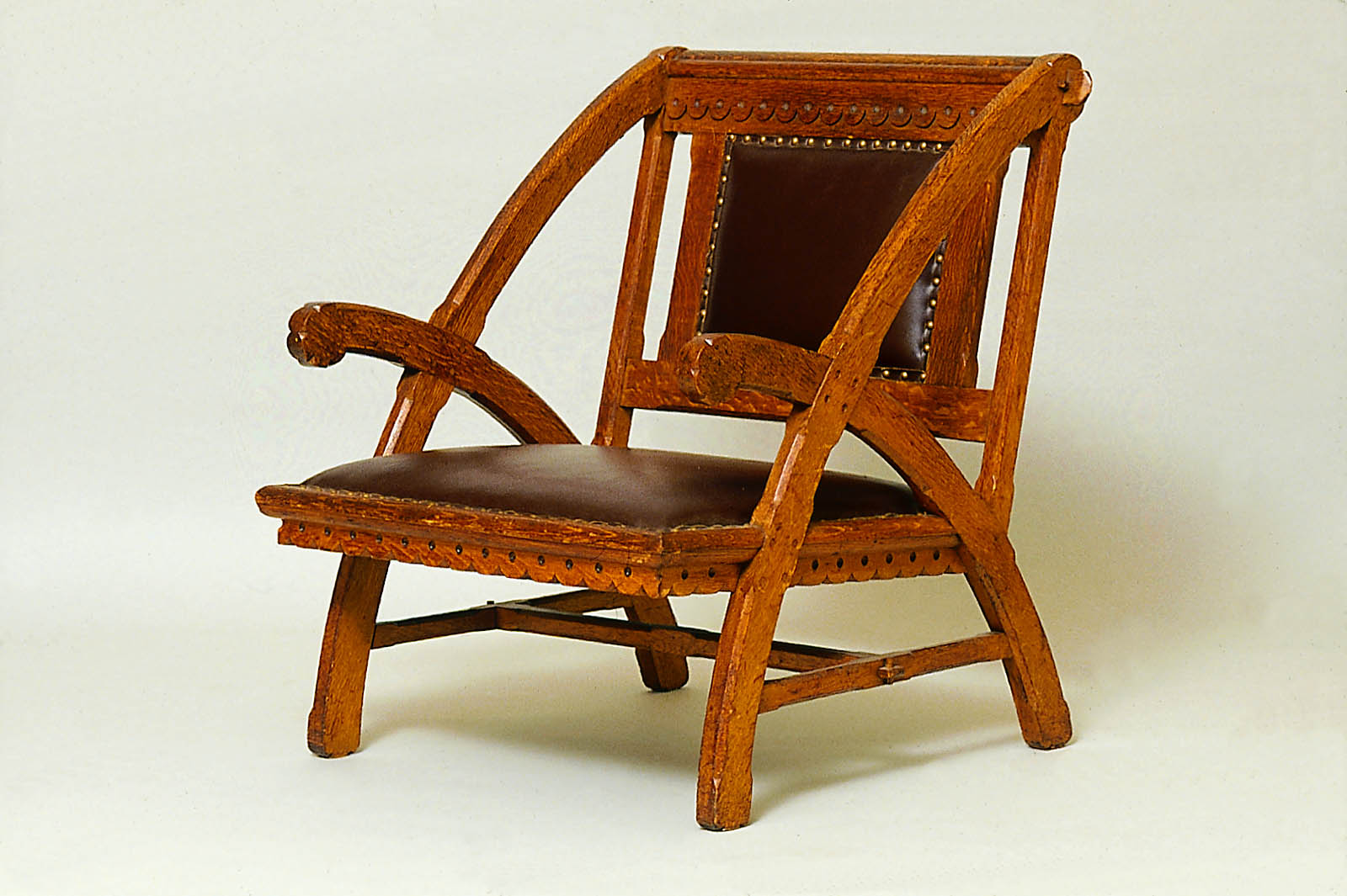 Armchair For The Woburn Public Library Museum Of Fine Arts Boston # Augustus Pugin Muebles