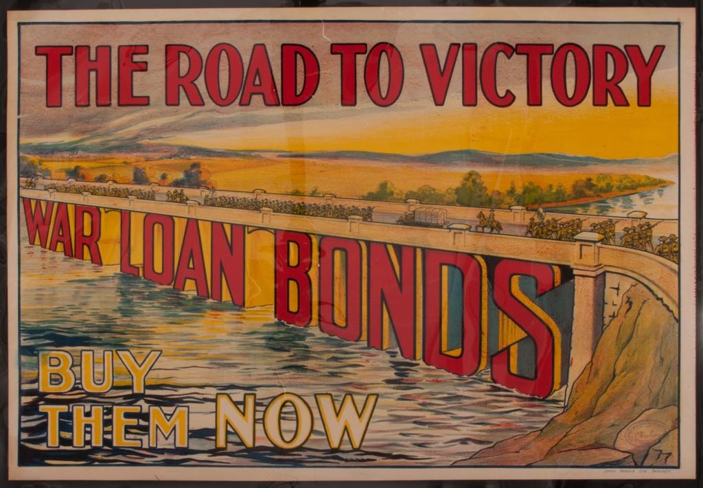 The Road to Victory War Loan Bonds | Museum of Fine Arts, Boston