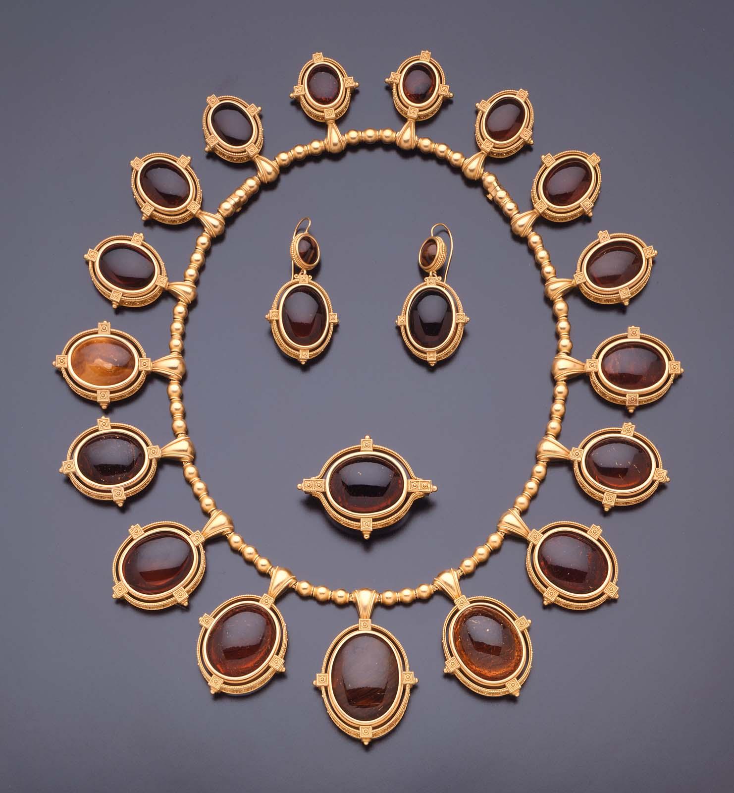 Jewelry Museum Of Fine Arts Boston