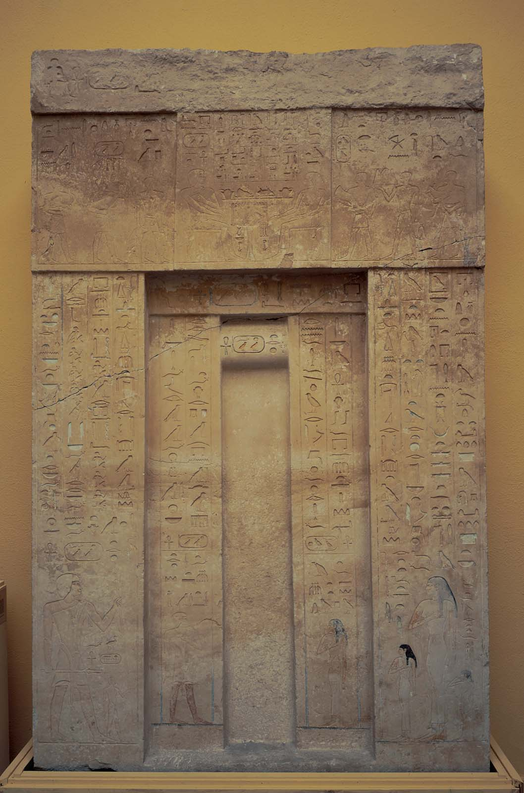 how to build a false door