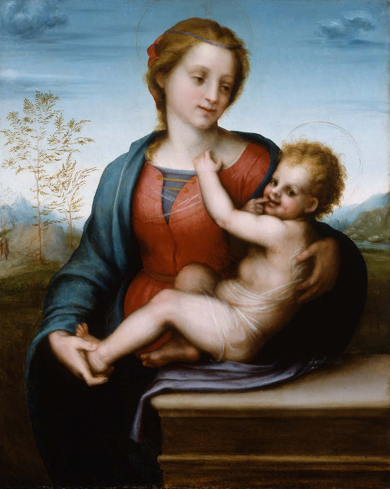 Virgin And Child Museum Of Fine Arts Boston