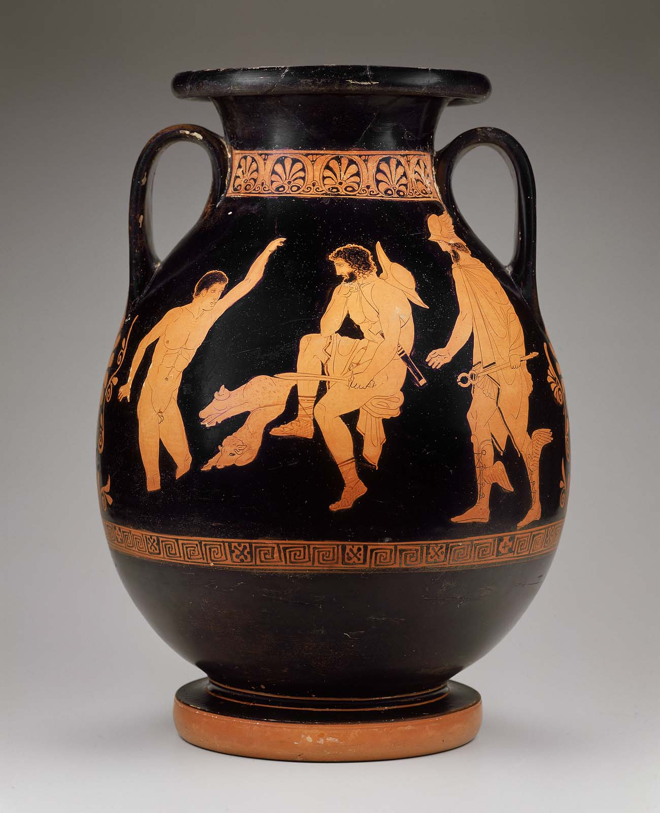 Jar pelike with odysseus and elpenor in the underworld museum you are here reviewsmspy