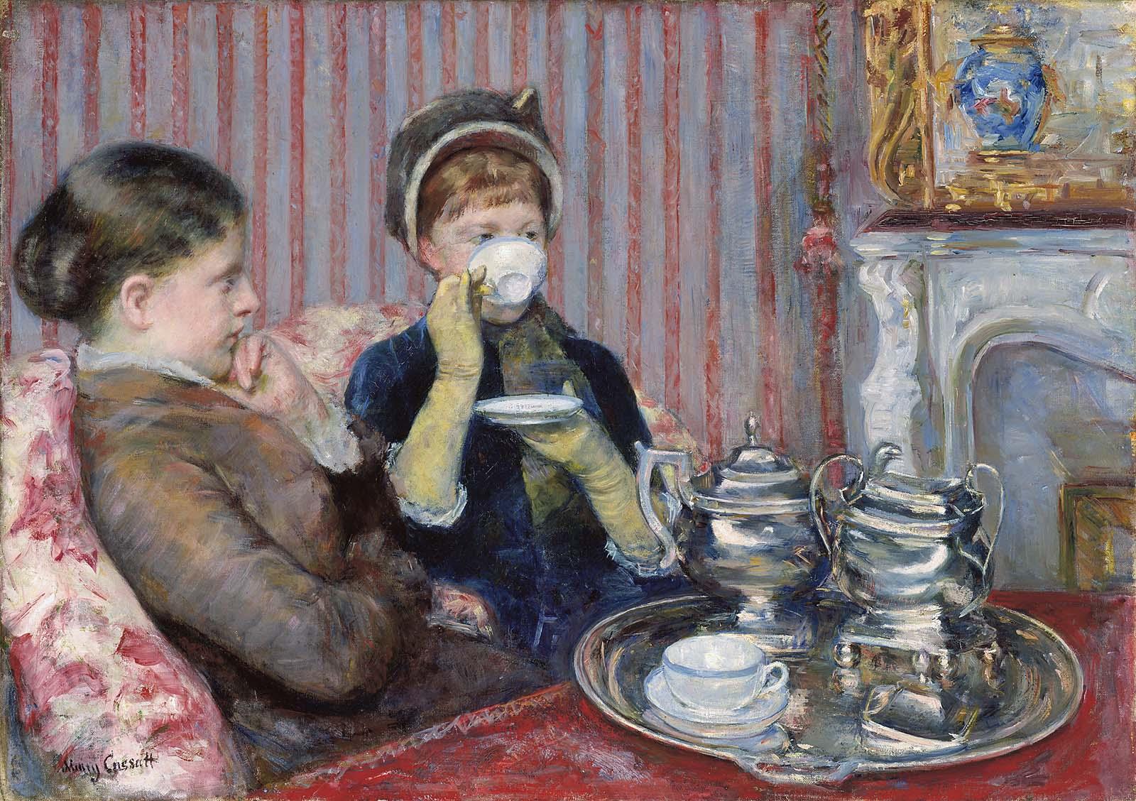 The Tea | Museum of Fine Arts, Boston