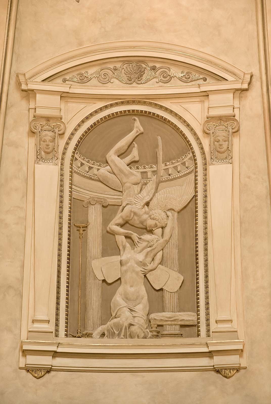 Eros and Psyche | Museum of Fine Arts, Boston