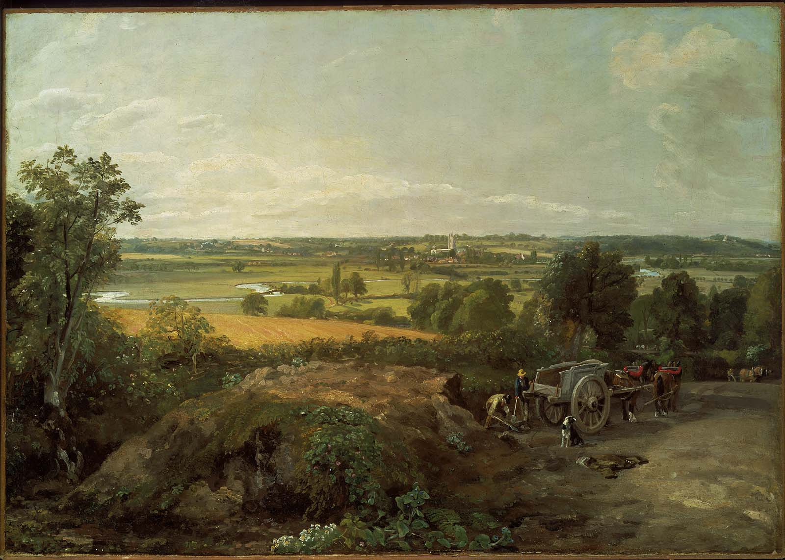 British Paintings For Sale