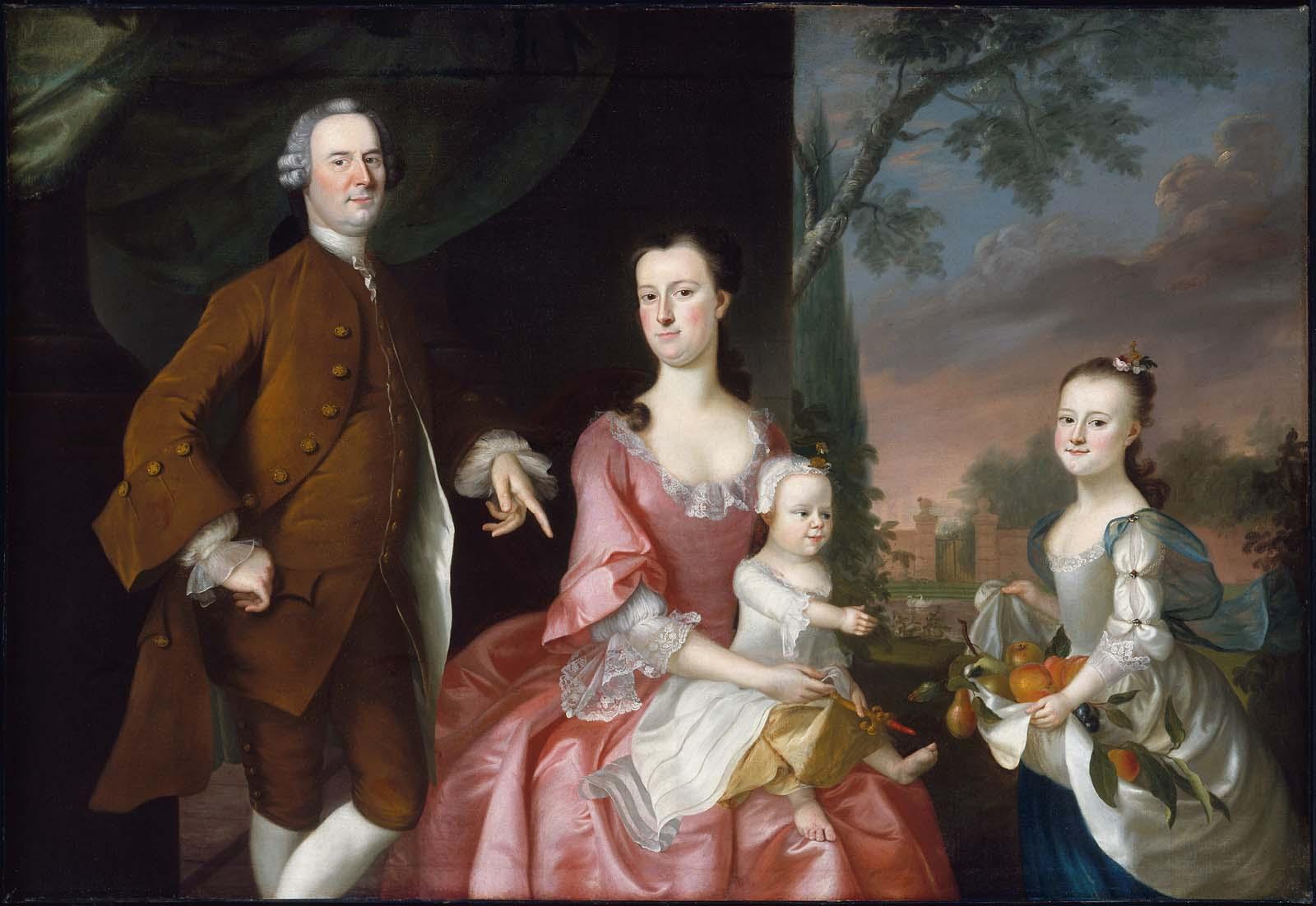 Joseph Locke Oil Painting