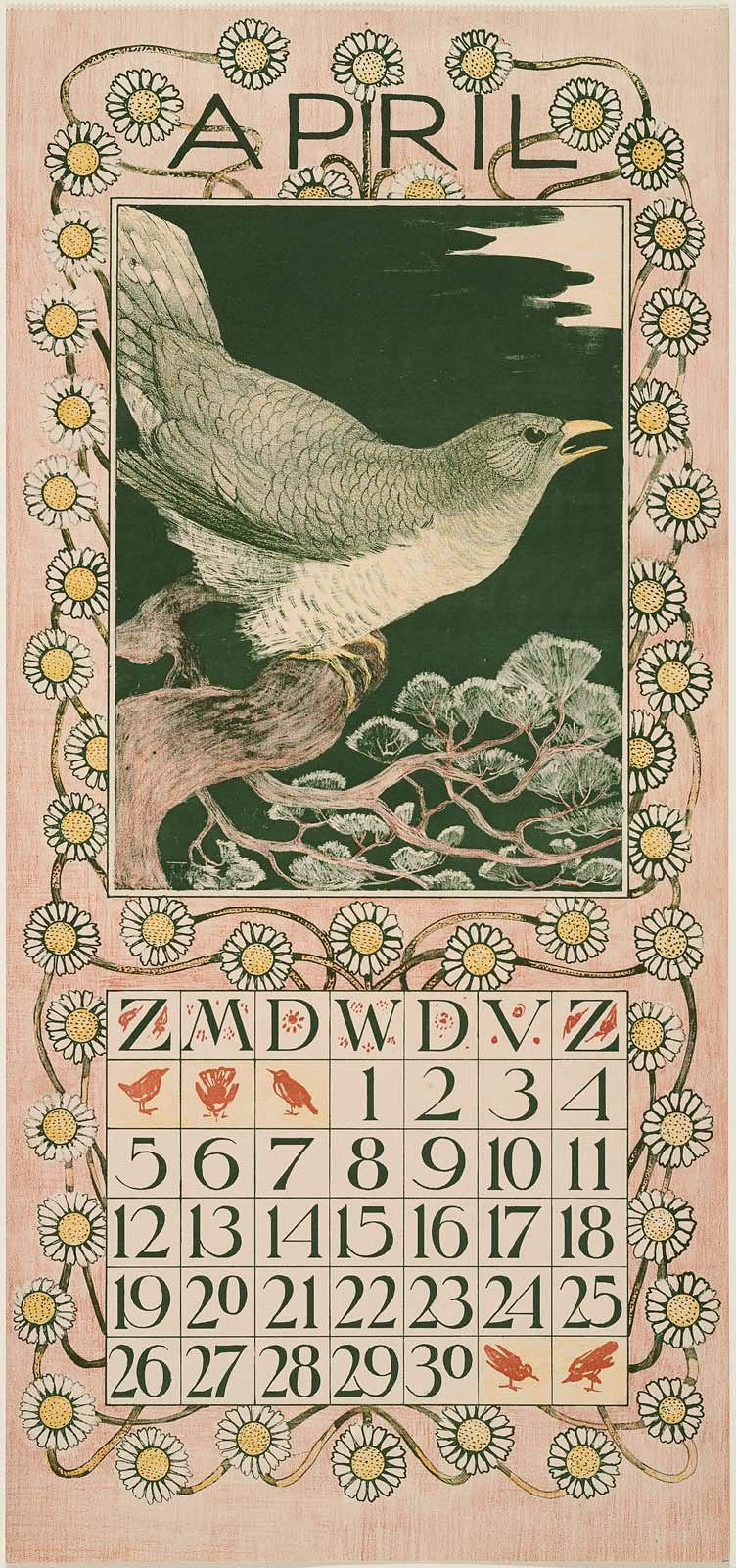 1903 год календарь