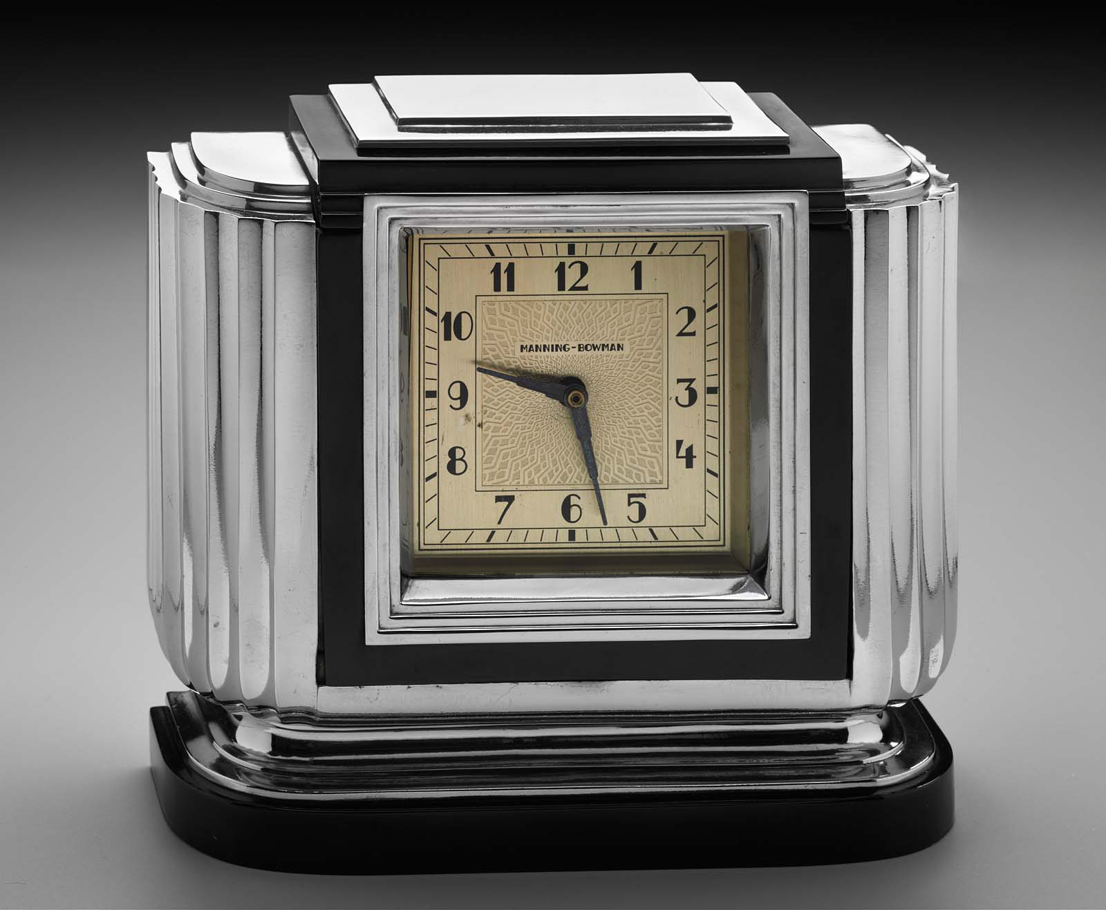 Manning Bowman clock