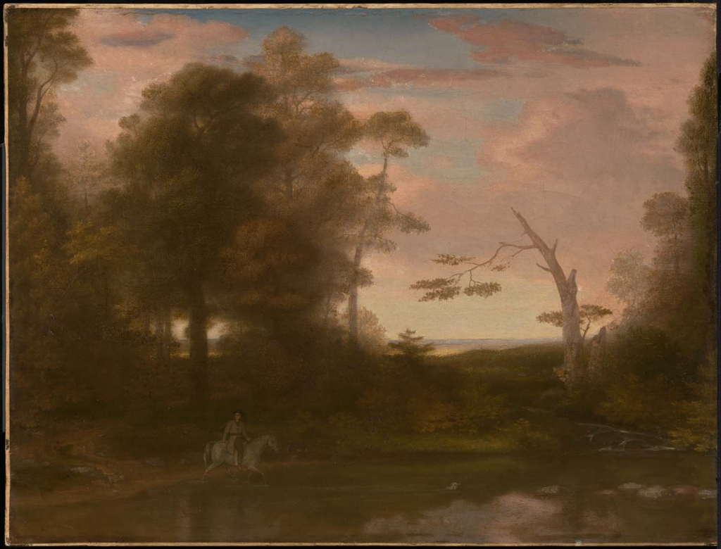 essay on american scenery 1835