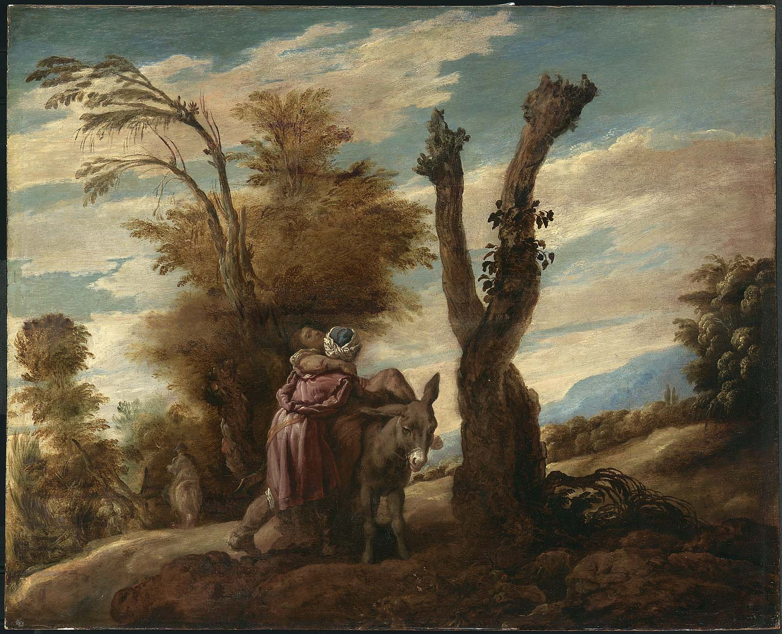 Parable of the Good Samaritan | Museum of Fine Arts, Boston