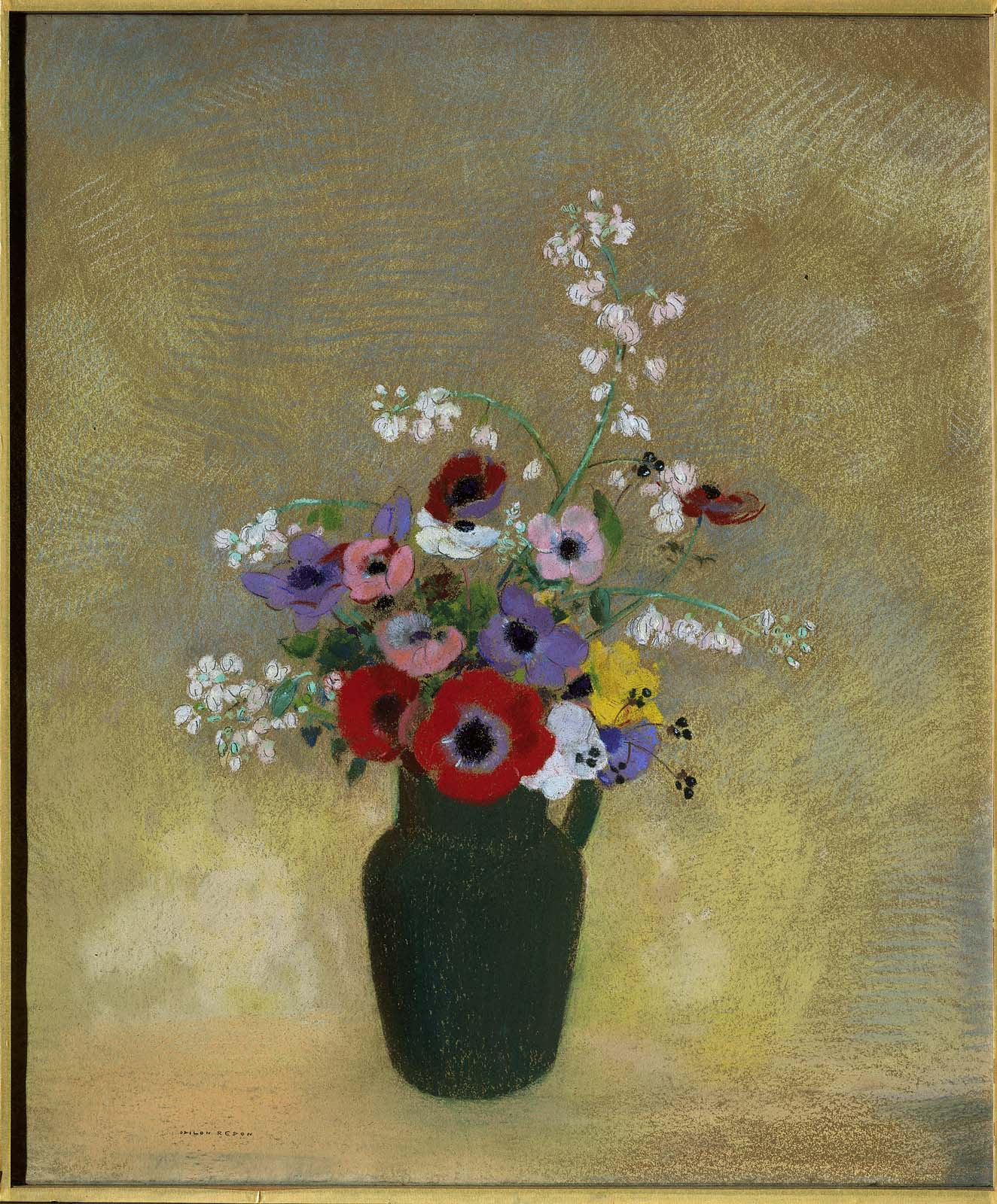 MFA Images: Bouquets