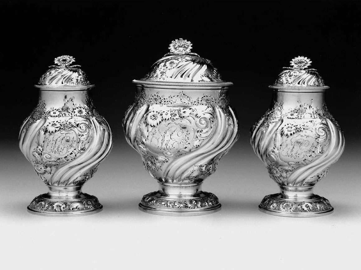 茶壶,由塞缪尔泰勒标记