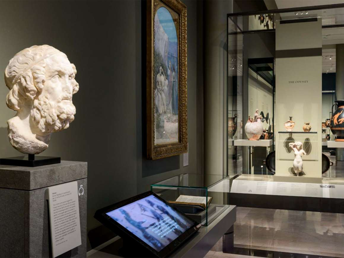 Greek Galleries