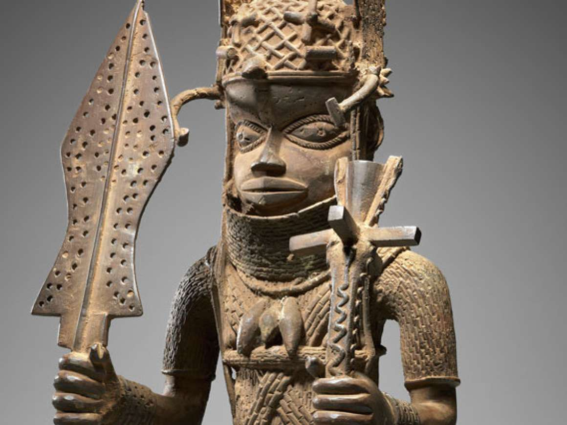 Altar Figure - Benin Peoples
