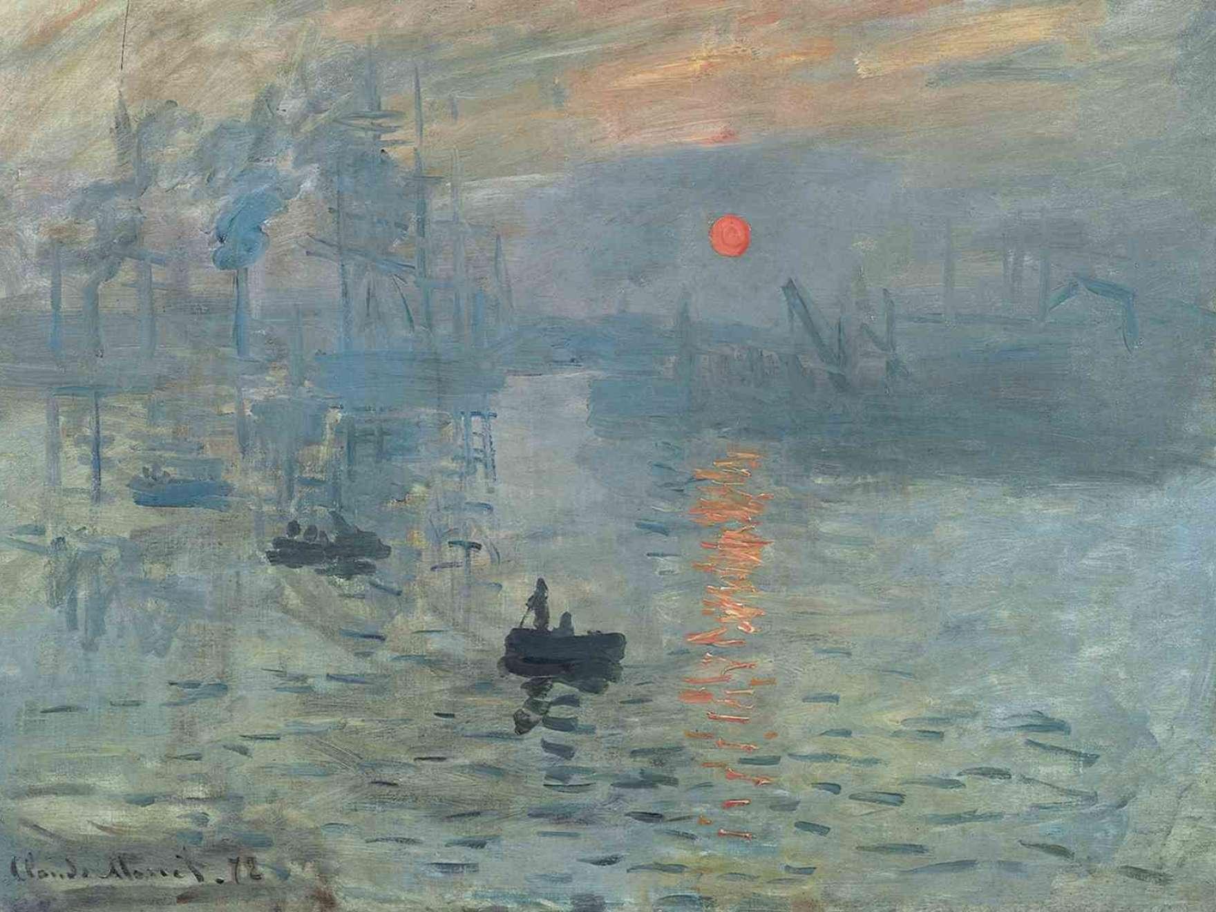 Film Still: I, Claude Monet
