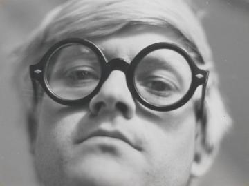Film Still from Hockney 2
