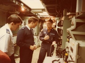 Film Still from Missile