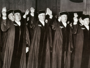 Film Still from Nazi Law