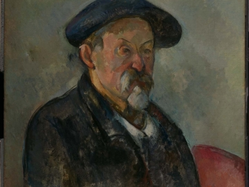 Self-Portrait with a Beret