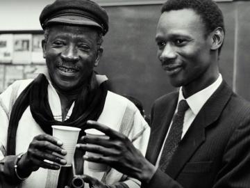 film still from sembene