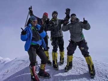 The Seventh Summit film still