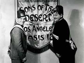 film still sons of the desert