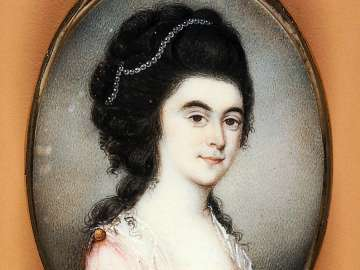 Mrs. Charles Bulfinch (Hannah Apthorp)