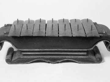 Metallophone (saron demung)