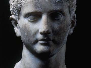 Portrait of a man (Drusus Caesar?)