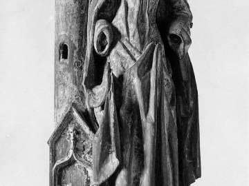 Saint Barbara with her Tower