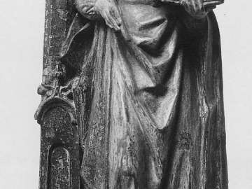 Statuette of Saint Barbara