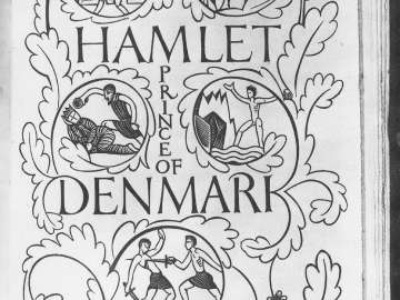 Title Page to Shakespeare's