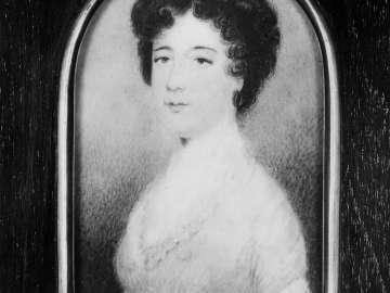 Mrs. Thomas Hewes Hinckley (Elizabeth Bass)