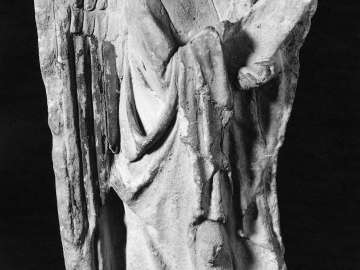 Angel from an Archivolt