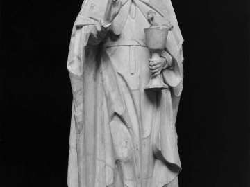 Statuette of Saint John the Evangelist