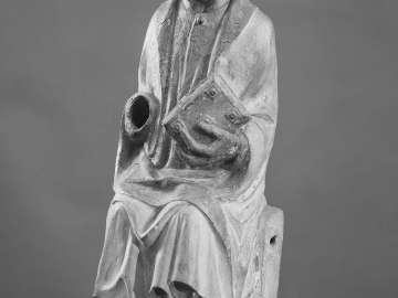 Seated Christ or Apostle