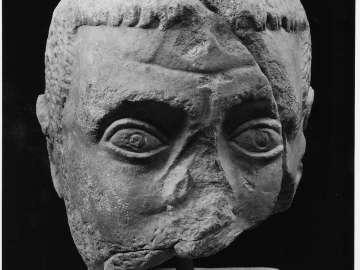 Portrait of a man; perhaps the Emperor Maximianus Herculeus
