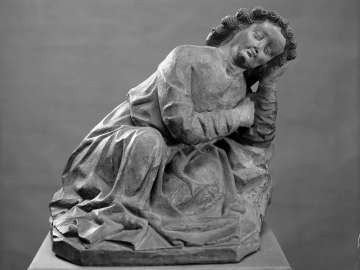 Sleeping Saint John