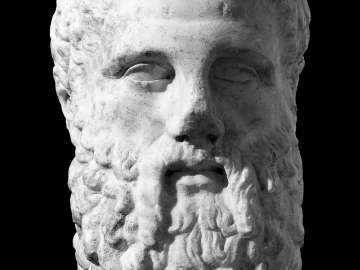 Head of Herakles