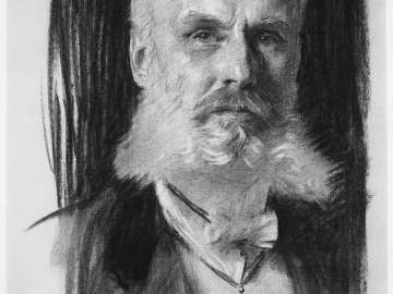 Portrait of Dr. William Sturgis Bigelow