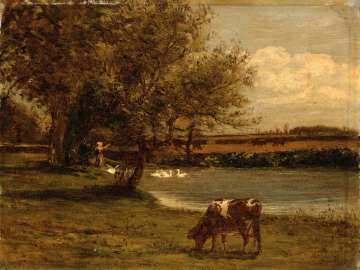 Landscape at Newport