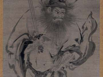 Zhong Kui (Shôki), the Demon Queller