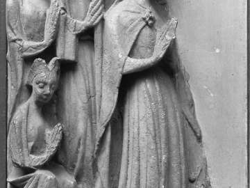Mary and Joseph Adoring the Child