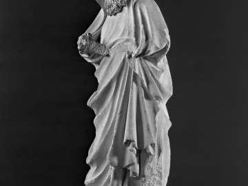 Statue of a prophet or a saint