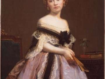 Mrs. Robert C. Winthrop (Frances Pickering Adams)