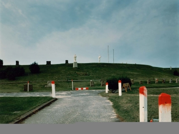Provincetown, Cape Cod, 1976 (Cemetery)