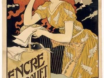 Encre L. Marquet