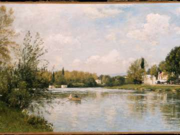 The Marne at La Varenne