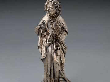 Statuette of Saint John